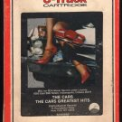 The Cars - The Cars Greatest Hits 1985 RCA A33 8-TRACK TAPE