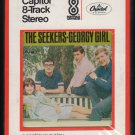 The Seekers - Georgy Girl 1967 CAPITOL Sealed C/O A33 8-TRACK TAPE