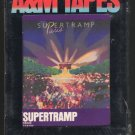 Supertramp - Paris 1980 A&M Sealed A25 8-TRACK TAPE