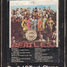 The Beatles - Sgt. Peppers Lonely Hearts Club Band 1967 CAPITOL Re-issue A18D 8-TRACK TAPE
