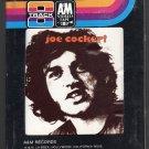 Joe Cocker - Joe Cocker! 1969 A&M A18B 8-TRACK TAPE