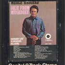 Merle Haggard - Okie From Muskogee 1969 CAPITOL A18B 8-TRACK TAPE