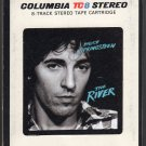Bruce Springsteen - The River 1980 CBS A17 8-TRACK TAPE