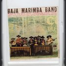 The Baja Marimba Band - The Baja Marimba Band 1964 Debut ITCC A&M A18E 8-TRACK TAPE