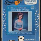 Dottie West - I Fall To Pieces 1967 ITCC STARDAY Sealed A19C 8-TRACK TAPE