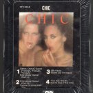 Chic - Chic 1977 Debut ATLANTIC Sealed A21A 8-TRACK TAPE