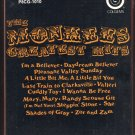 The Monkees - Greatest Hits 1969 COLGEMS Sealed A18B 8-TRACK TAPE