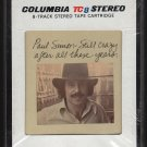 Paul Simon - Still Crazy After All These Years 1975 CBS Sealed T2 8-TRACK TAPE