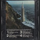 The Doobie Brothers - Livin' On The Fault Line 1977 WB Sealed A19A 8-TRACK TAPE