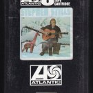 Stephen Stills - Stephen Stills 1970 Debut AMPEX ATLANTIC Sealed A19A 8-TRACK TAPE