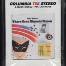 Paul Simon - There Goes Rhymin' Simon 1973 CBS Sealed A19A 8-TRACK TAPE
