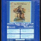 Elmer Bernstein - Original Music The Trial Of Billy Jack 1974 GRT ABC Sealed A17C 8-TRACK TAPE