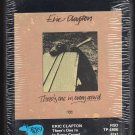 Eric Clapton - There's One In Every Crowd 1975 RSO Sealed A17A 8-TRACK TAPE