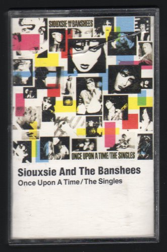 Siouxsie And The Banshees - Once Upon A Time The Singles 1981 WB C9 CASSETTE TAPE