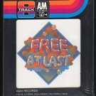 Free - Free At Last 1972 A&M Sealed A16 8-TRACK TAPE