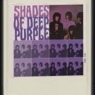 Deep Purple - Shades Of Deep Purple 1968 Debut AMPEX TETRAGRAMMATON A4 8-TRACK TAPE