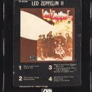 Led Zeppelin - Led Zeppelin II 1969 ATLANTIC A27 8-TRACK TAPE