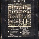 Led Zeppelin - Physical Graffiti 1975 SWAN SONG WB Double Play A53 8-TRACK TAPE