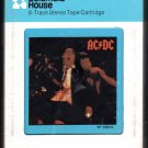 AC/DC - If You Want Blood You Got It 1978 CRC ATLANTIC A53 8-TRACK TAPE