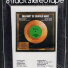 Canned Heat - The Best Of Canned Heat 1973 SCEPTER Sealed A53 8-TRACK TAPE