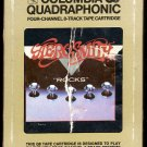 Aerosmith - Rocks 1976 CBS Quadraphonic A19B 8-TRACK TAPE