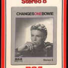 David Bowie - Changesonebowie 1976 RCA A7 8-TRACK TAPE