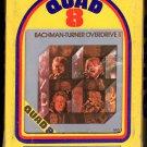 Bachman Turner Overdrive - Bachman Turner Overdrive II 1973 MERCURY Quadraphonic A53 8-TRACK TAPE
