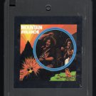 Mountain - Avalanche 1974 CBS Quadraphonic A41 8-TRACK TAPE