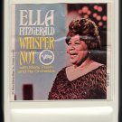 Ella Fitzgerald - Whisper Not 1967 VERVE AMPEX LEAR A18E 8-TRACK TAPE