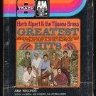 Herb Alpert & The Tijuana Brass - Greatest Hits 1970 A&M A17 8-TRACK TAPE