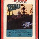 Eagles - Hotel California 1976 RCA ELEKTRA A23 8-TRACK TAPE