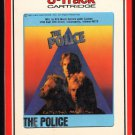 The Police - Zenyatta Mondatta 1980 RCA A&M A53 8-TRACK TAPE