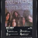 Deep Purple - Machine Head 1972 WB A23 8-TRACK TAPE