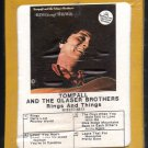 Tompall & the Glaser Brothers - Rings And Things 1972 GRT MGM Sealed A51 8-TRACK TAPE