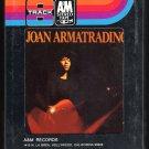 Joan Armatrading - Joan Armatrading 1976 A&M Sealed A43 8-TRACK TAPE