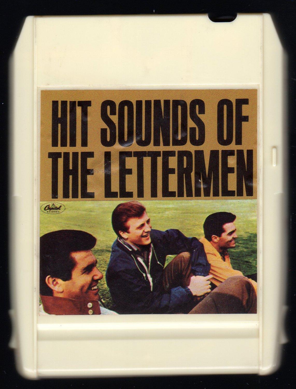 The Lettermen - Hit Sounds Of The Lettermen + More Hit Sounds 1965 CAPITOL A23 8-TRACK TAPE