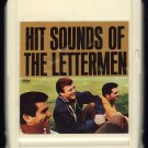 The Lettermen - Hit Sounds Of The Lettermen + More Hit Sounds 1965 CAPITOL A23 8-TRACK TAPE