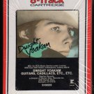 Dwight Yoakam - Guitars, Cadillacs, Etc. 1986 Debut CRC Sealed A23 8-TRACK TAPE