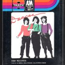 Dancer - Dancer 1976 Debut A&M Sealed A23 8-TRACK TAPE