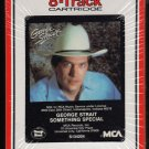 George Strait - Something Special 1985 RCA MCA Sealed A44 8-TRACK TAPE