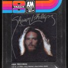 Shawn Phillips - Bright White 1977 A&M Sealed A23 8-TRACK TAPE
