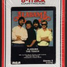 Alabama - The Touch 1986 RCA Sealed A23 8-TRACK TAPE