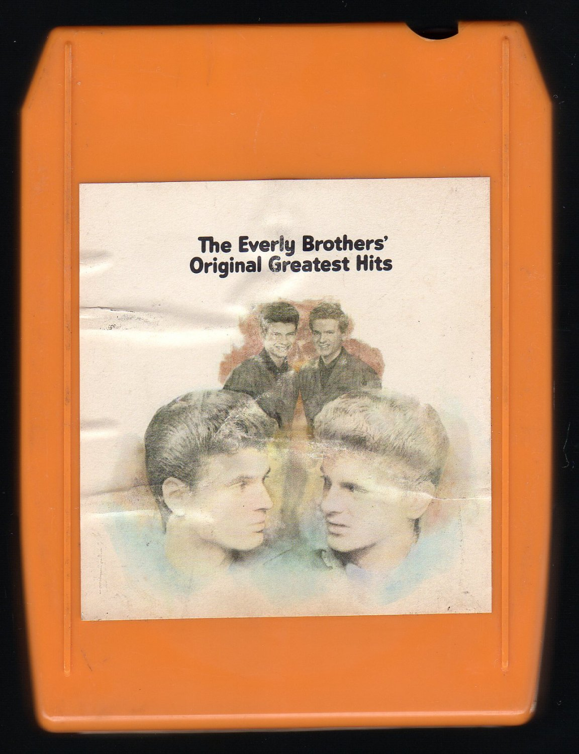 The Everly Brothers - Original Greatest Hits 1970 BARNABY A23 8-TRACK TAPE