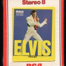 Elvis Presley - Elvis Twin Set 1973 RCA A23 8-TRACK TAPE