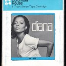 Diana Ross - Diana 1980 CRC MOTOWN A23 8-TRACK TAPE