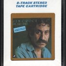 Jim Croce - Life And Times 1973 CRC ABC Re-issue Sealed A23 8-TRACK TAPE