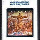 Kansas - Kansas 1974 Debut KIRSHNER CBS A23 8-TRACK TAPE
