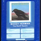 Woody Herman - The Raven Speaks 1972 GRT FANTASY A23 8-TRACK TAPE