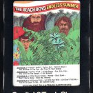 The Beach Boys - Endless Summer 1974 CAPITOL A18D 8-TRACK TAPE