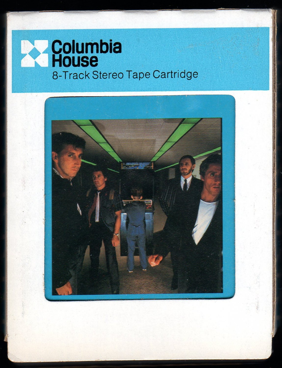 The Who - It's Hard 1982 CRC WB A23 8-TRACK TAPE